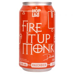 Cerveja Hop Lab Fire it up Monk