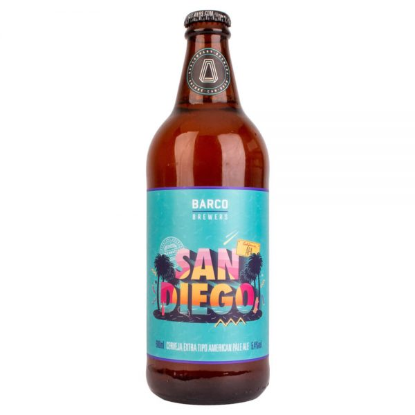 Barco Brewers - San Diego