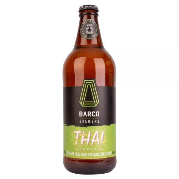 Cerveja Barco Brewers Thai