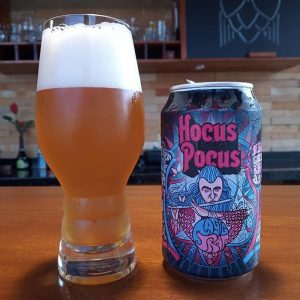 Cerveja Hocus Pocus Magic Trap Lata 350 ml