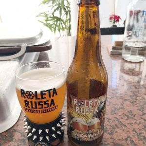 Cerveja Roleta Russa American Pale Ale Long Neck 355 ml