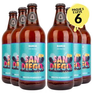 Kit 06 barco Brewers San Diego