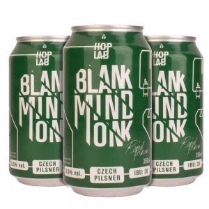 Kit com 3 Blank Mind Monk Hop Lab