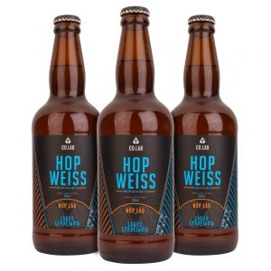 Kit com 3 CO.LAB Hop Weiss Hop Lab