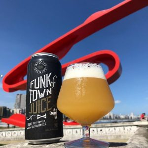 Cerveja Infected Brewing Funk Town Juice