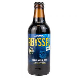 Cerveja 5 Elementos Abyssal Coconut Edition RIS 310 ml