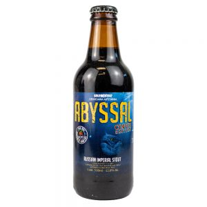 Cerveja 5 Elementos Abyssal Coffee Edition RIS 310 ml