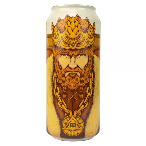 Cerveja Dogma Viking Punch Imperial IPA