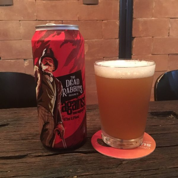 Cerveja The Dead Rabbits Against NEIPA