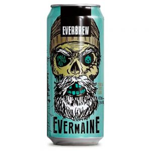 Cerveja Everbrew Evermaine NEIPA Lata 473ml