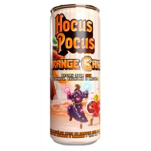 Cerveja Hocus Pocus Orange Cake Pastry Sour Lata 269 ml