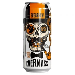 Cerveja Everbrew Evermass NEDIPA Lata 473 ml