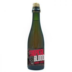Cerveja Infected Tropical Blood Barrel Aged Garrafa 375 ml
