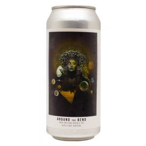 Cerveja Octopus Around the Bend Double IPA Lata 473 ml
