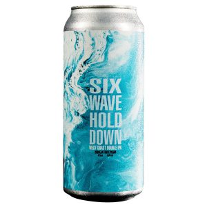 Cerveja Koala San Brew Six Wave Hold Down DIPA Lata 473 ml