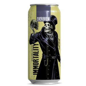 Cerveja Everbrew Immortality Juicy IPA Lata 473 ml