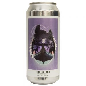 Cerveja Octopus Bird Return Kveik DIPA Lata 473 ml