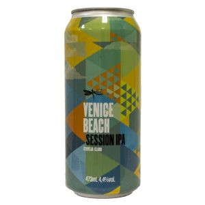 Cerveja Dádiva Venice Beach Session IPA Lata 473 ml