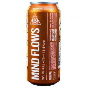 Cerveja Dogma Mind Flows Sour IPA Lata 473 ml