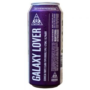 Cerveja Dogma Galaxy Lover Double IPA Lata 473 ml