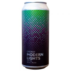 Cerveja Croma Modern Lights Juicy IPA Lata 473 ml