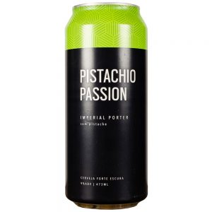 Cerveja Brewhood Pistachio Passion Imperial Porter Lata 473 ml