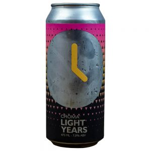 Cerveja Croma Light Years Juicy IPA Lata 473 ml