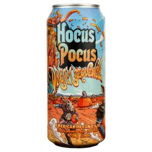 Cerveja Hocus Pocus Dream Sequence American IPA Lata 473 ml