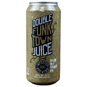 Cerveja Infected Double Funktown Juice NEDIPA Lata 473 ml