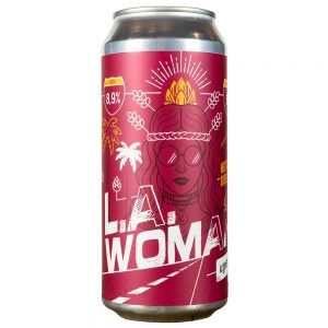 Cerveja Kumpel L.A. Woman West Coast Double IPA Lata 473 ml
