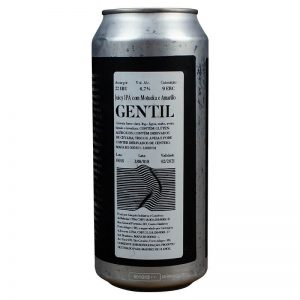 Cerveja Devaneio do Velhaco Gentil Juicy IPA Lata 473 ml