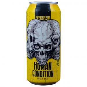 Cerveja Everbrew Human Condition NEIPA Lata 473 ml