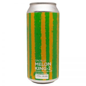 Cerveja Croma Melon King Juicy APA Lata 473 ml