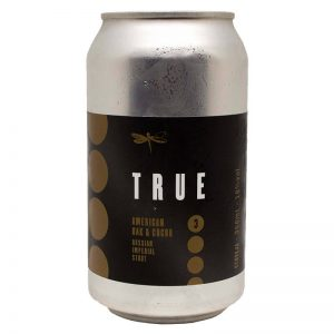 Cerveja Dádiva True American Oak and Cocoa RIS Lata 350 ml