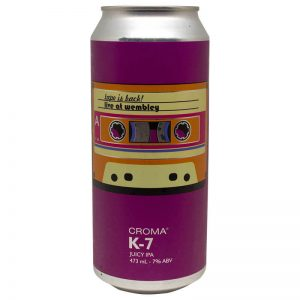 Cerveja Croma K7 Juicy IPA Lata 473 ml