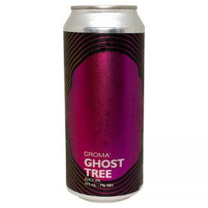 Cerveja Croma Ghost Tree Juicy IPA Lata 473 ml