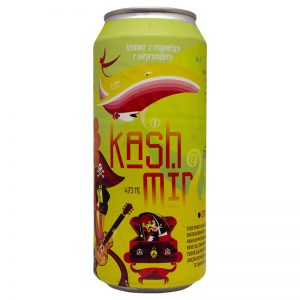 Cerveja Under Tap Kashmir Juicy Ipa lata 473ml